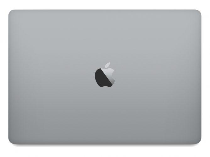 Apple Marketing Photo of the MacBookPro 2016